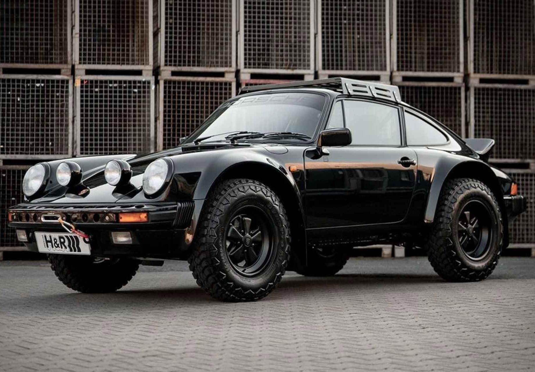 H&R Porsche 911 Syberia RS