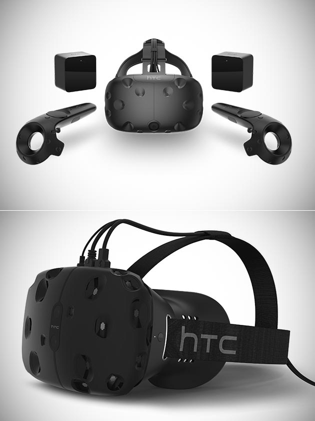 HTC Vive Virtual Reality VR
