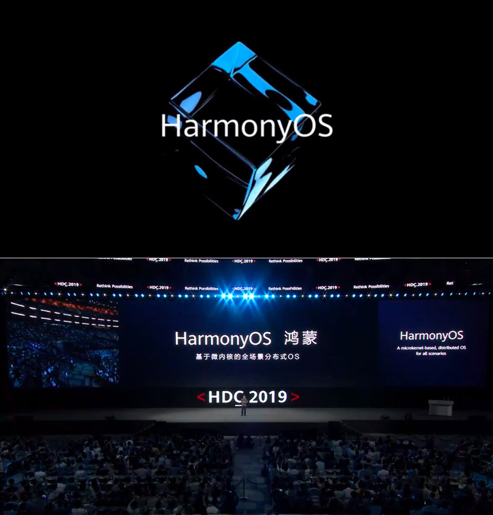 Huawei HarmonyOS Operating System