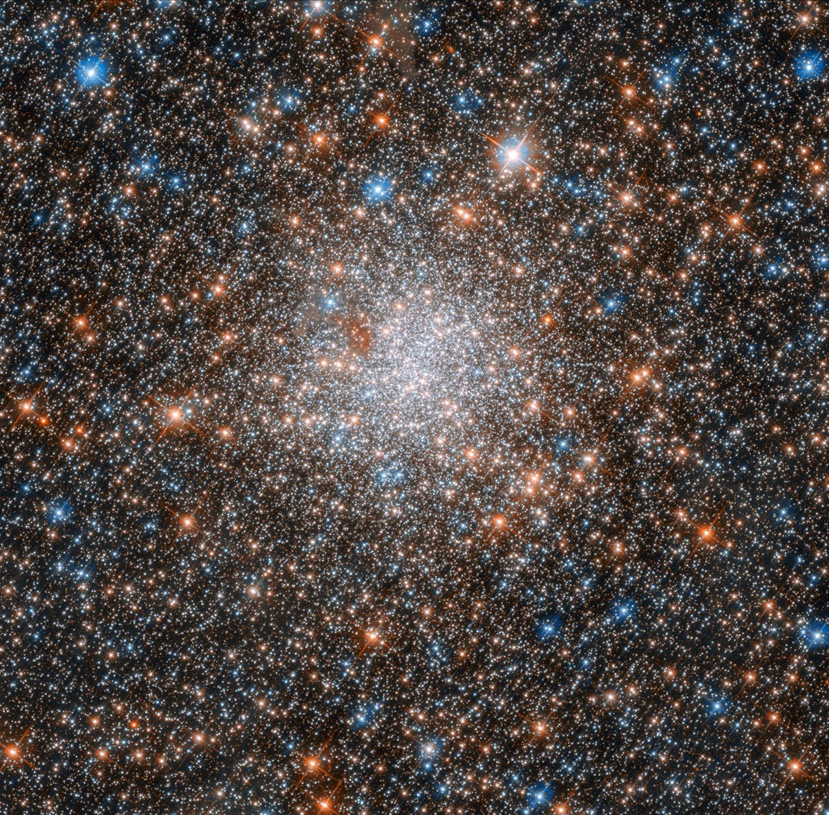 Hubble Globular Star Cluster NGC 1898
