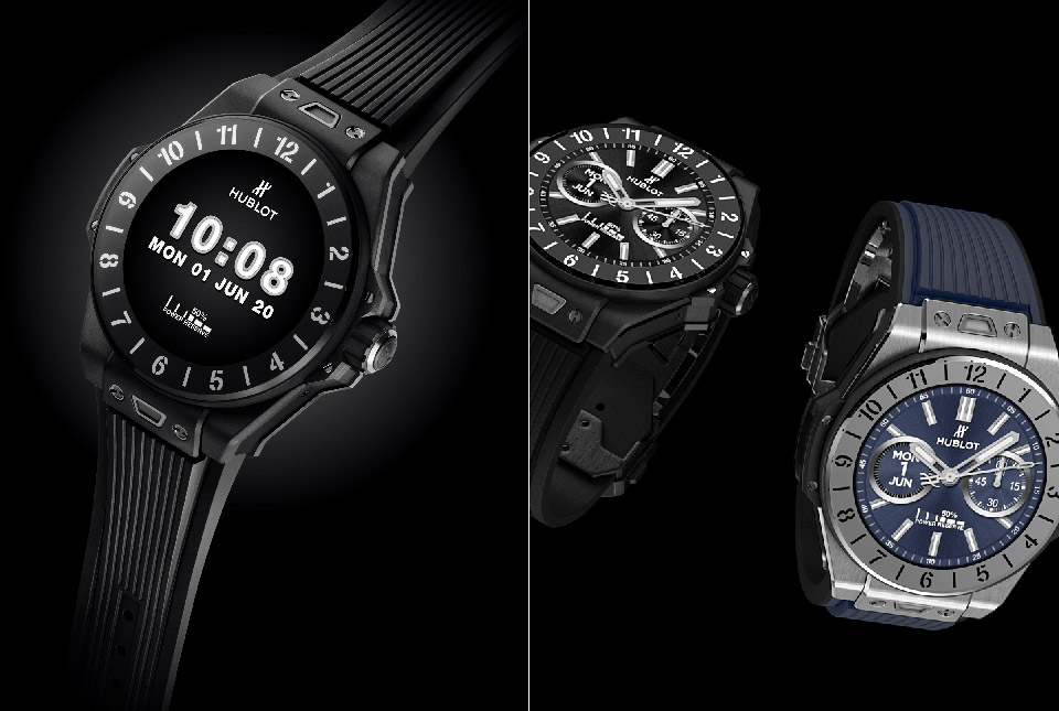 Hublot Big Bang E Wear OS Smartwatch