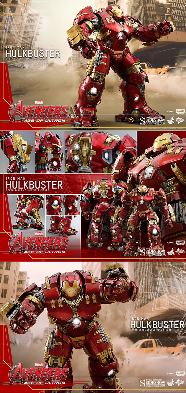 Hulkbuster Toy