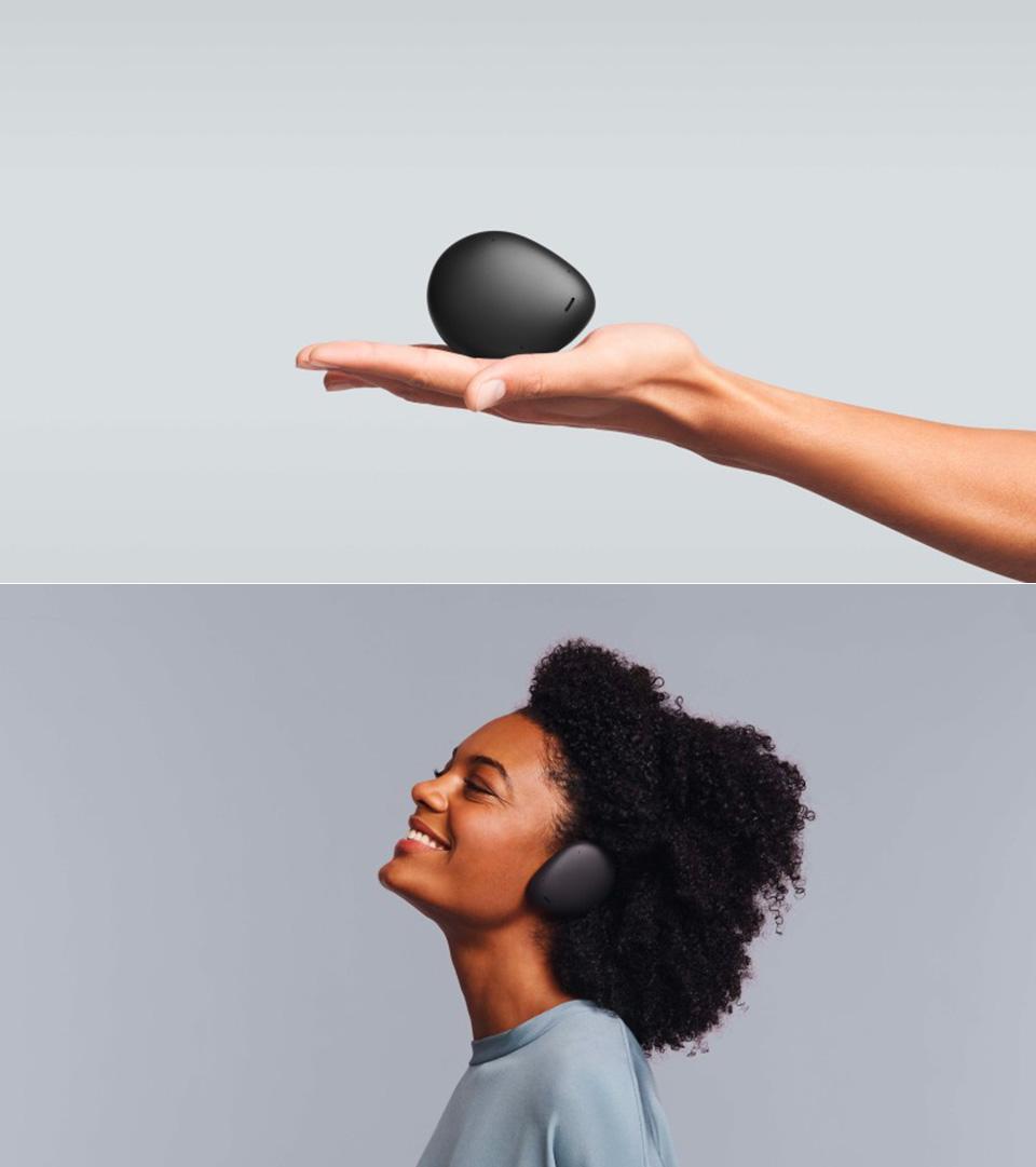 Human Headphones Hands-On