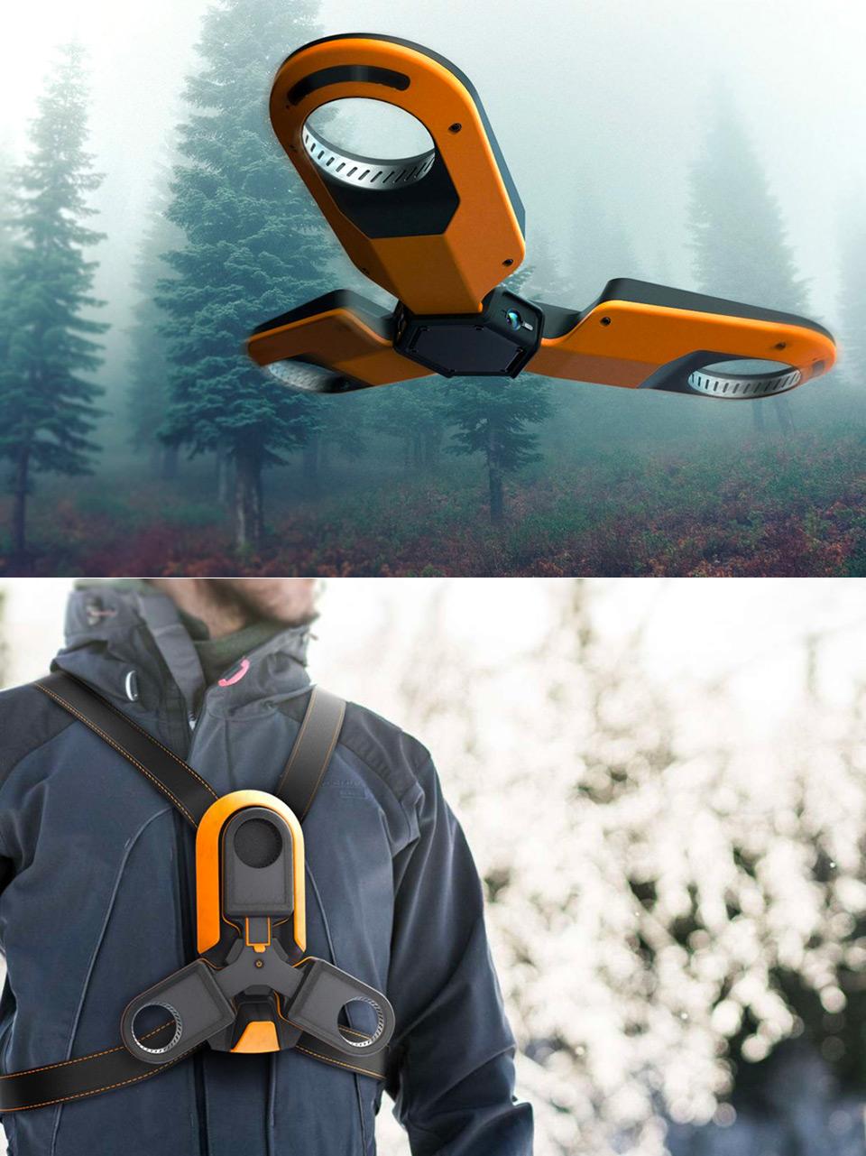 Humla Forestry Drone