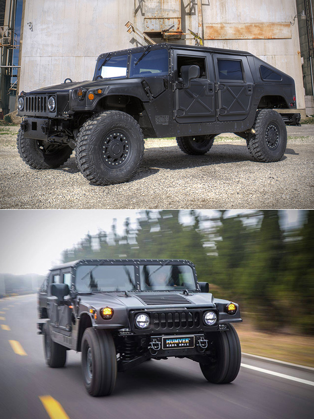 Hummvee C-Series