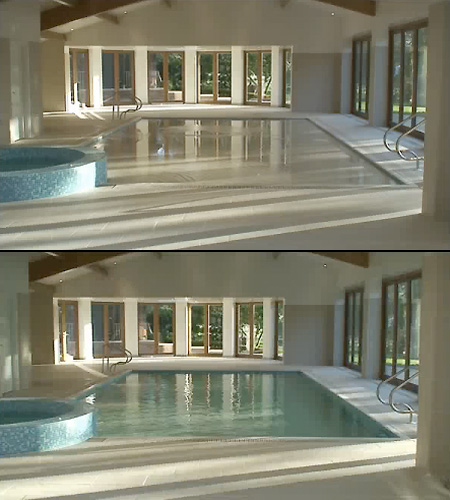 hydro floors unveils swimming pool with disappearing floor techeblog