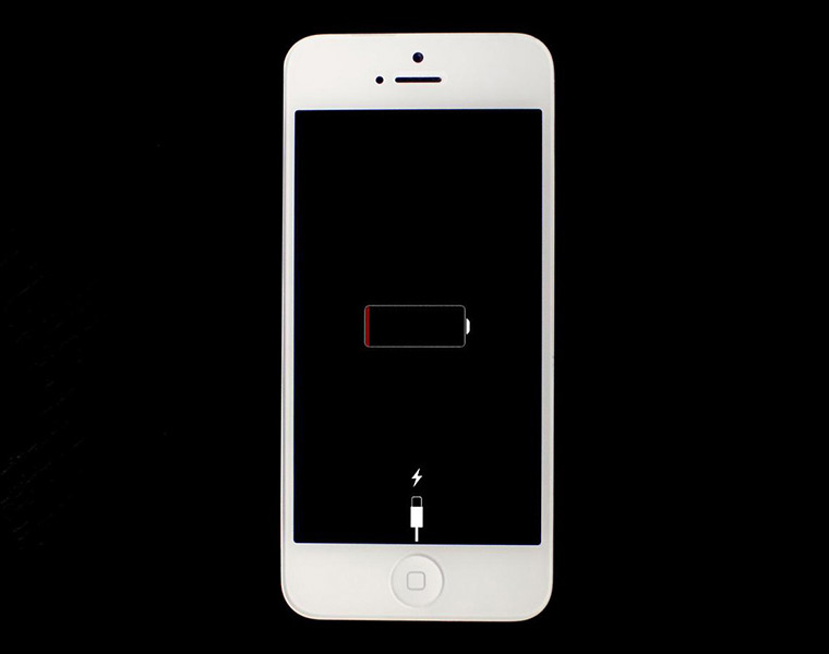 Hydrogen Battery iPhone