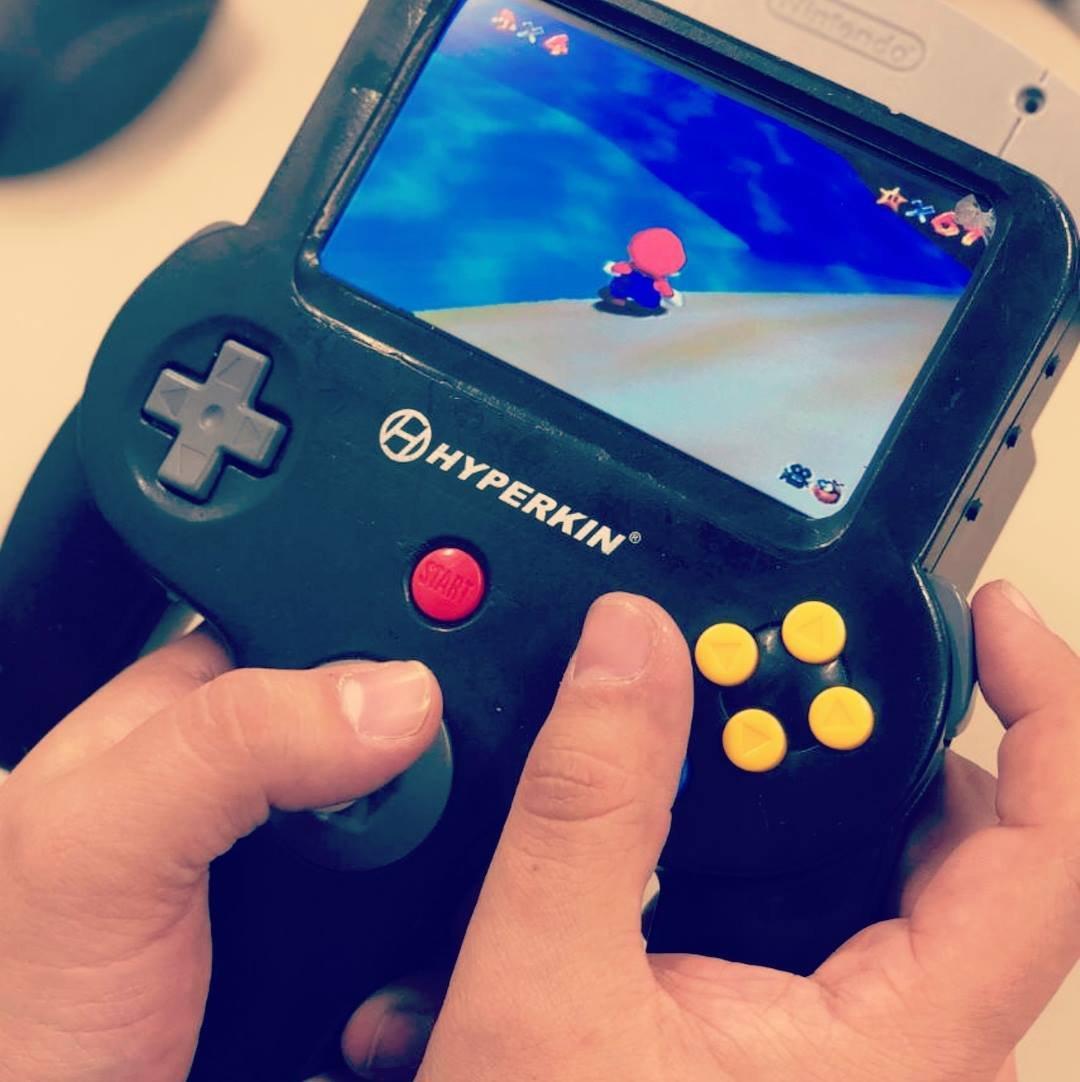 Hyperkin Portable N64