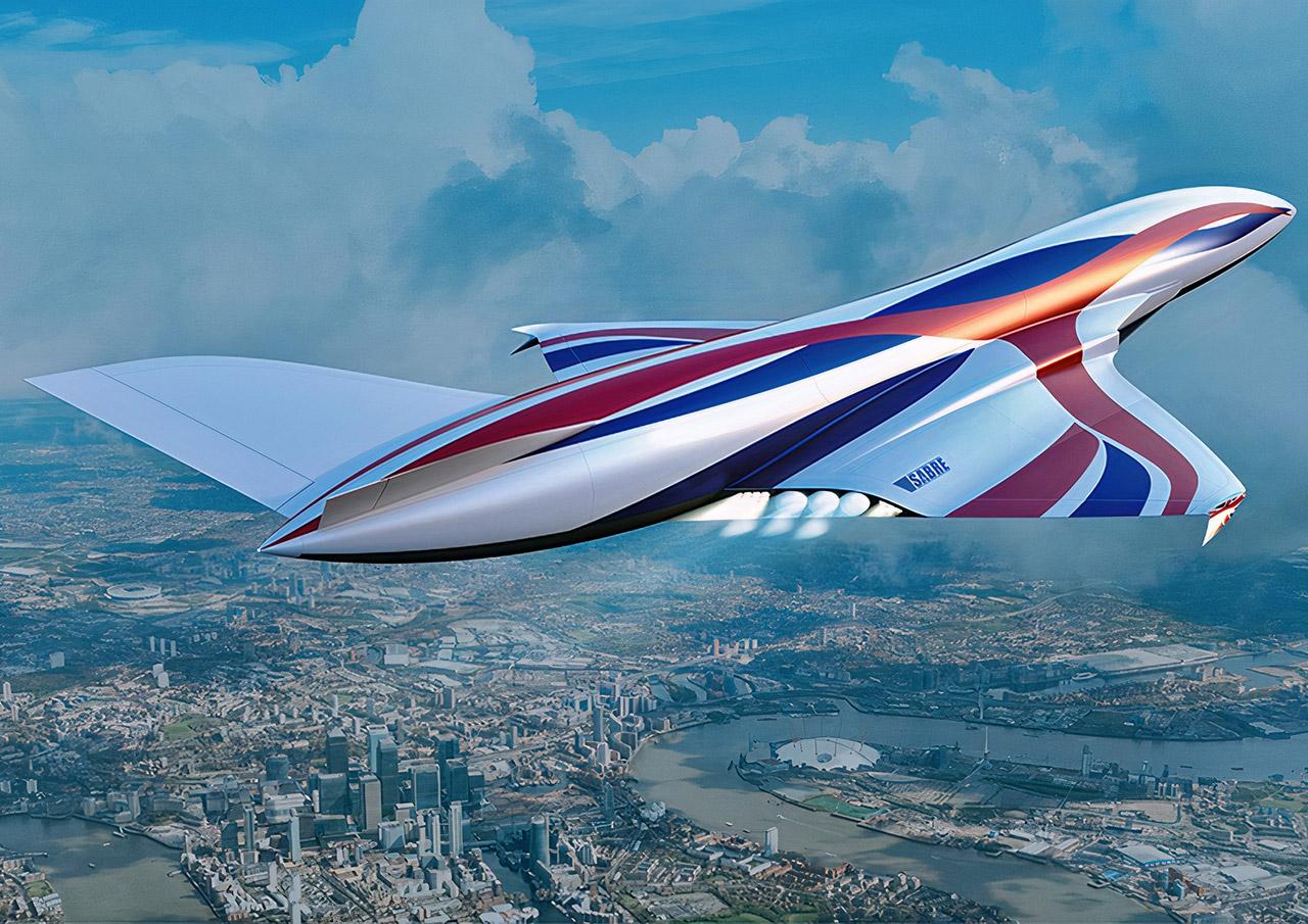 Hypersonic Spaceplane SABRE