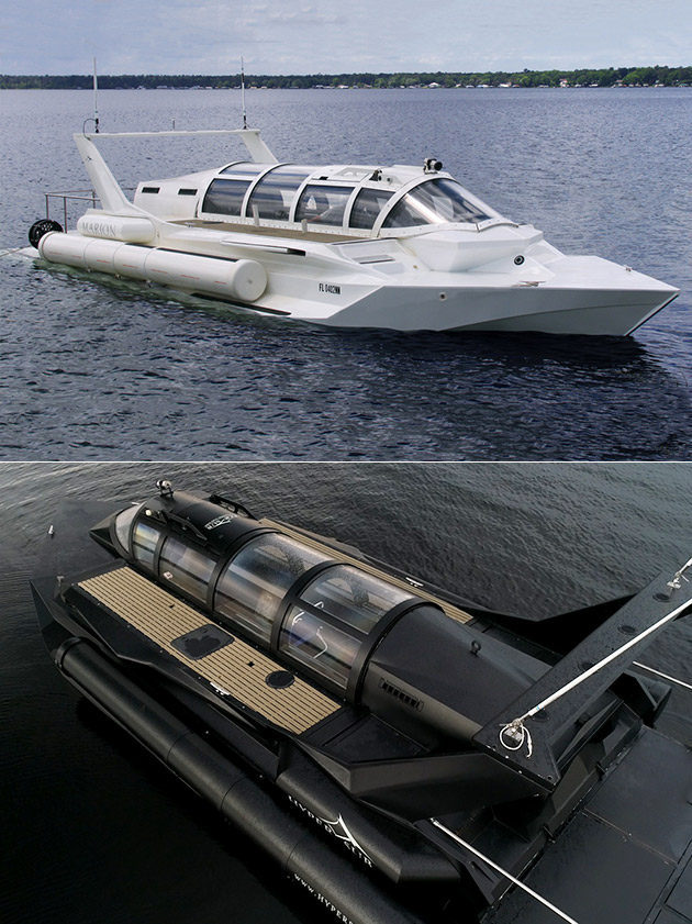 HyperSub MSF Sub-Sea Vehicle
