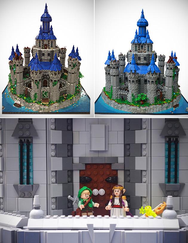 Hyrule Castle LEGO