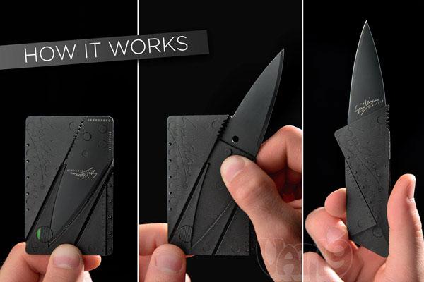 Iain Sinclair Knife