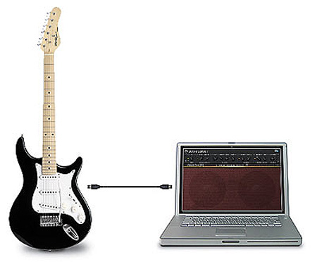 iaxe usb guitar gets previewed video techeblog. Black Bedroom Furniture Sets. Home Design Ideas