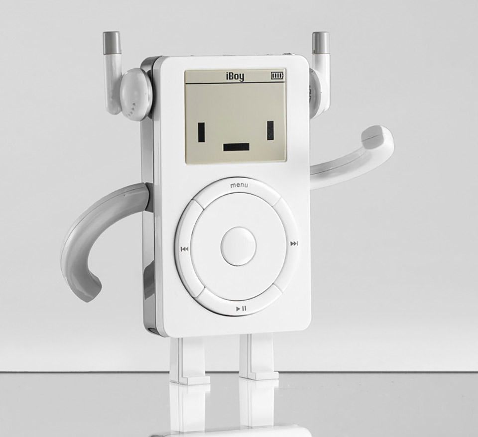 iBoy iPod Action Figure
