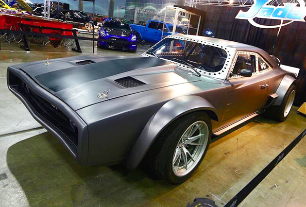 Ice Charger Fast 8