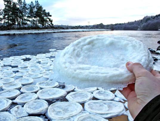 Ice Pancake