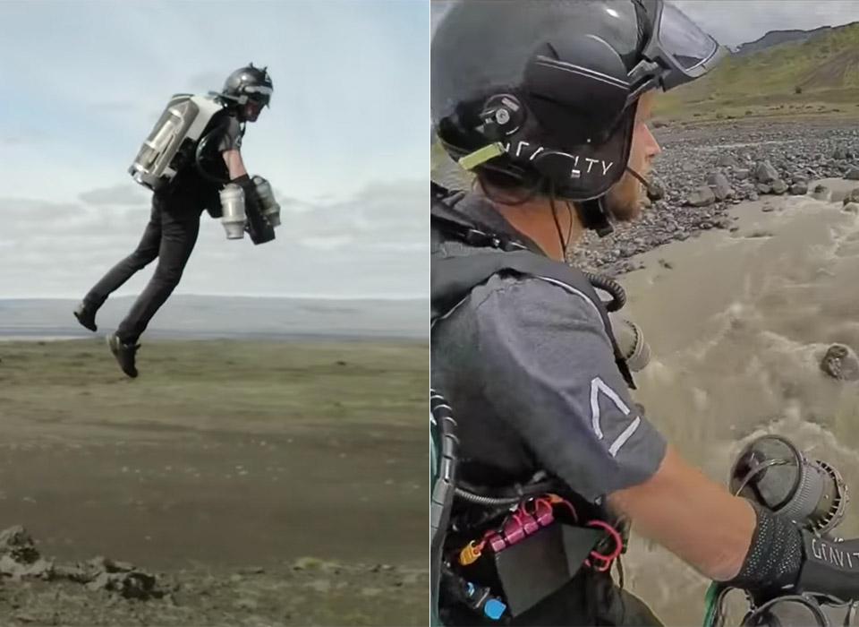Iceland Jet Suit
