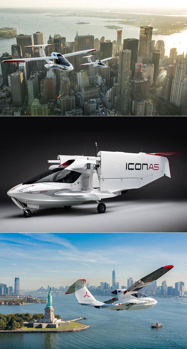 ICON A5 Plane
