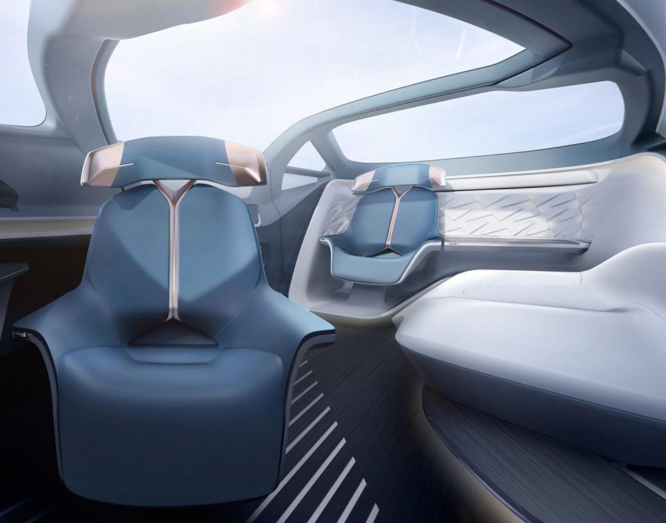 Icona Nucleus Autonomous Car