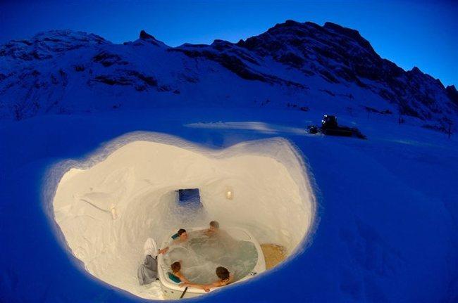 Igloo Village Switzerland