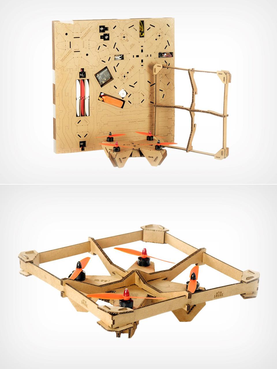 IKEA Cardboard Drone