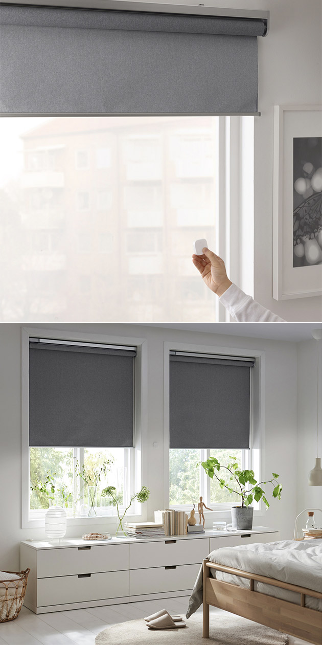 IKEA Smart Window Blind