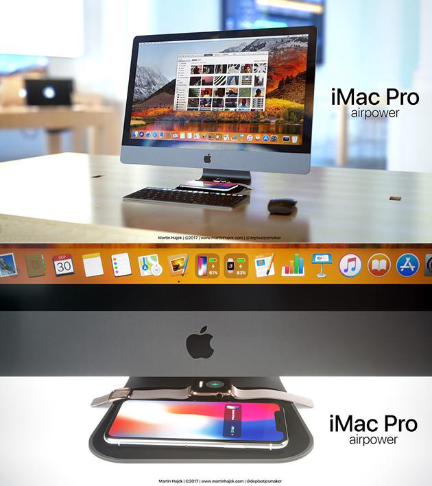 iMac Pro AirPower