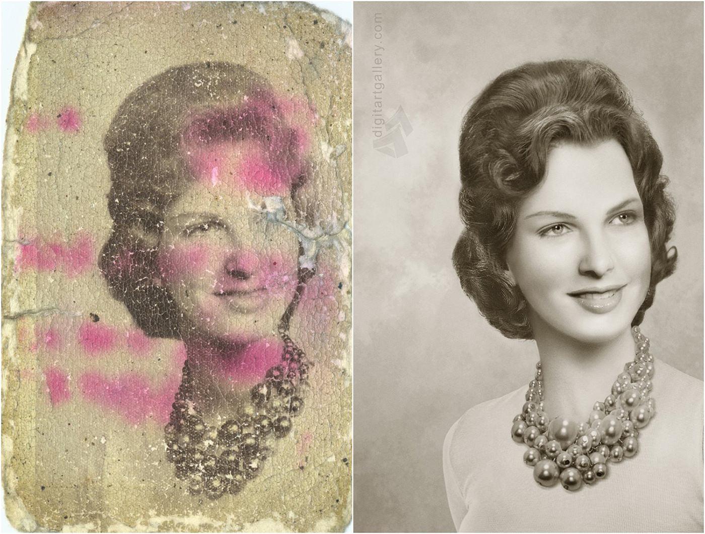 Incredible Photo Restoration