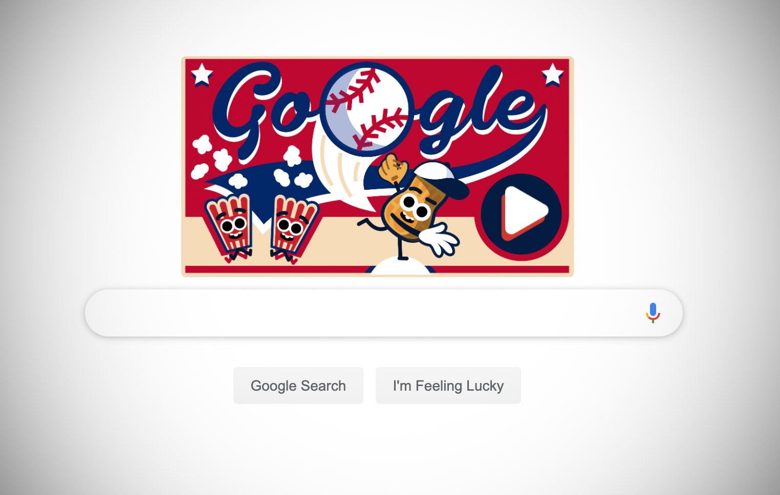 Independence Day Google Doodle