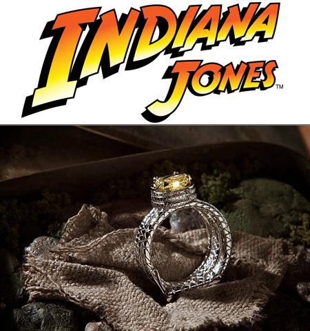Incredible Indiana Jones Wedding Ring