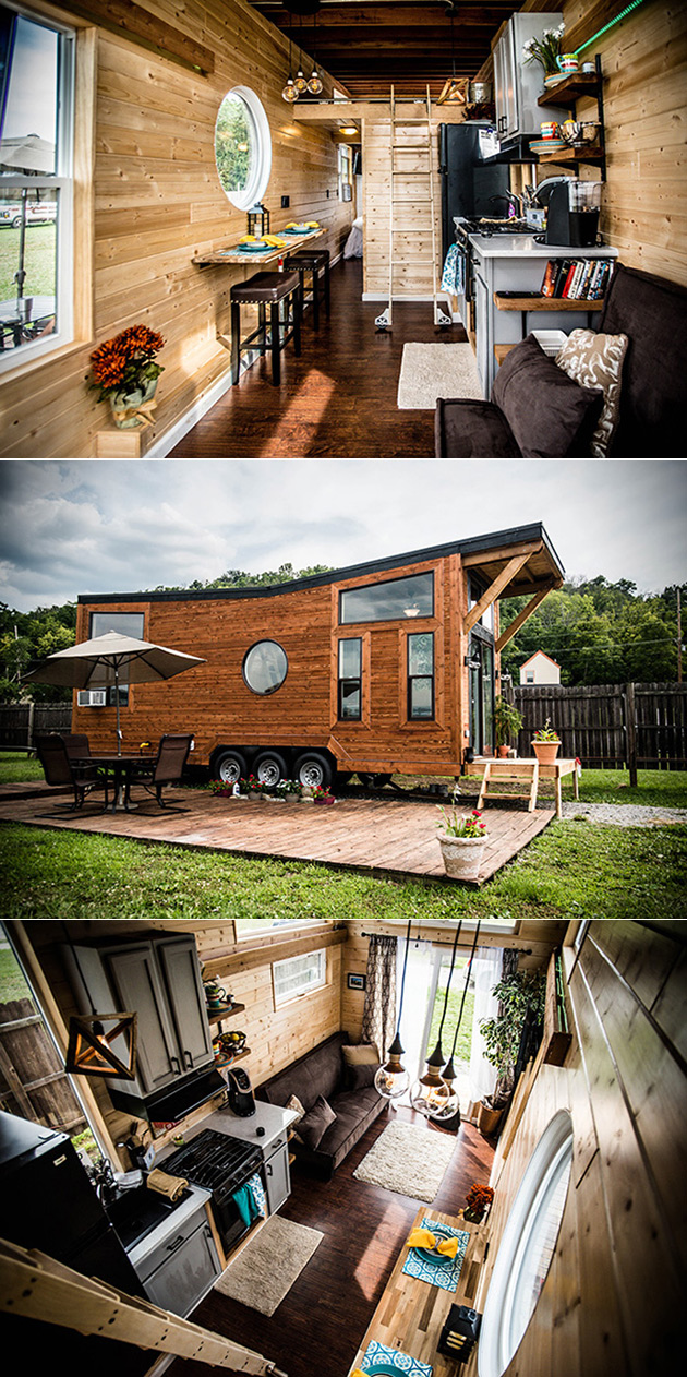 Industrial Tiny Home