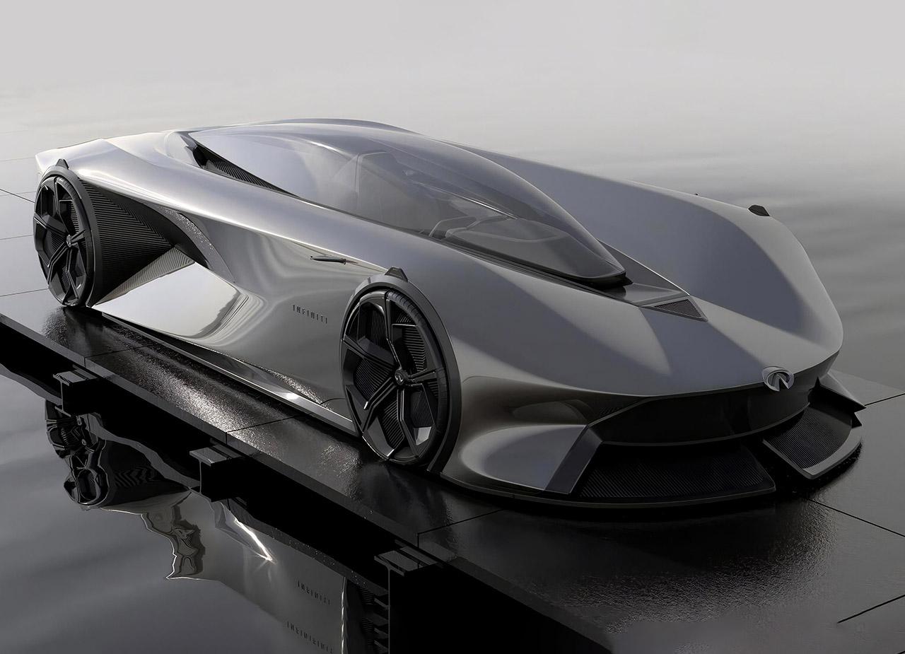 Infiniti QF Inspiration Supercar Concept