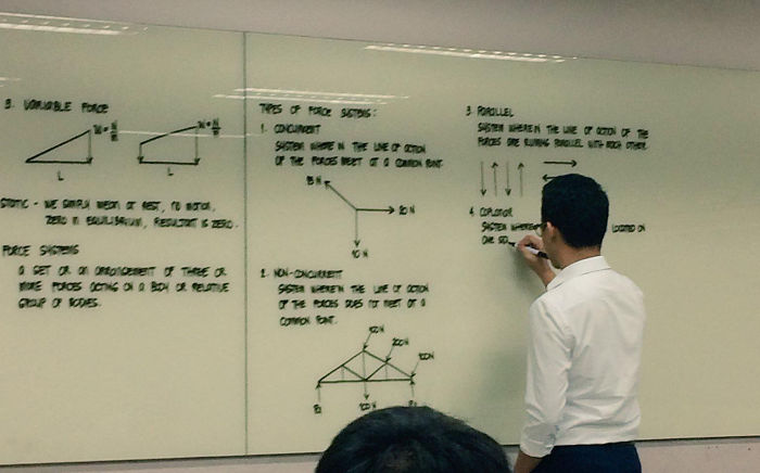 Textbook Perfect Whiteboard Writing And 10 More Examples Of Near