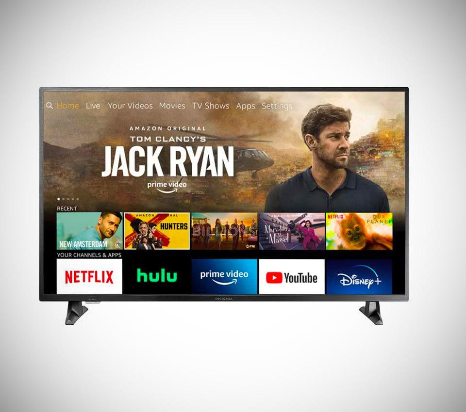 Insignia 50-inch 4K Fire TV