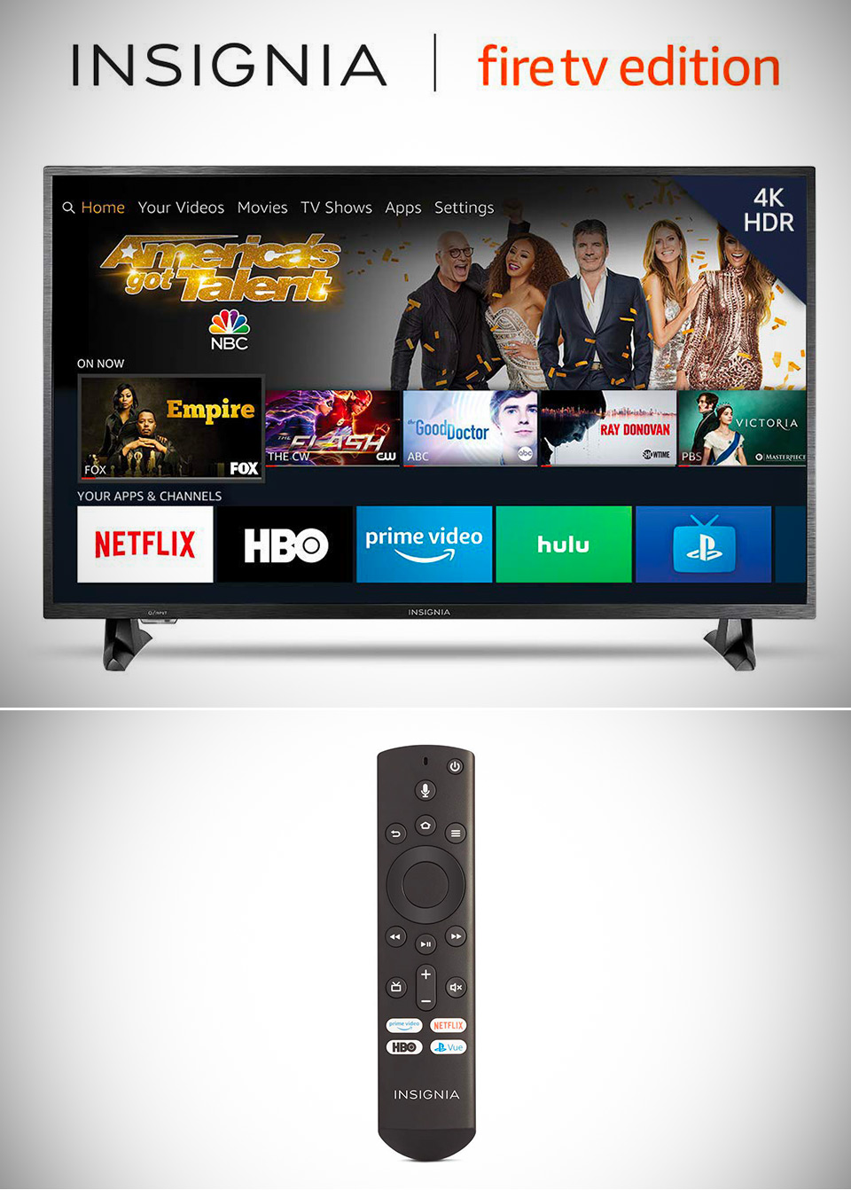 Insignia Fire TV Edition