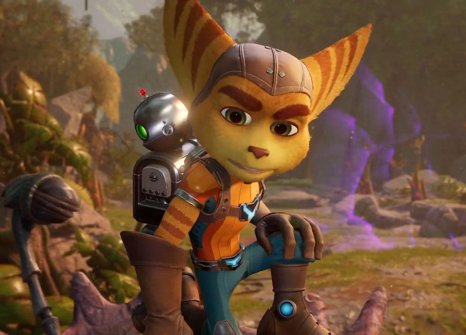 Insomniac Games Ratchet Clank Rift Apart PS5