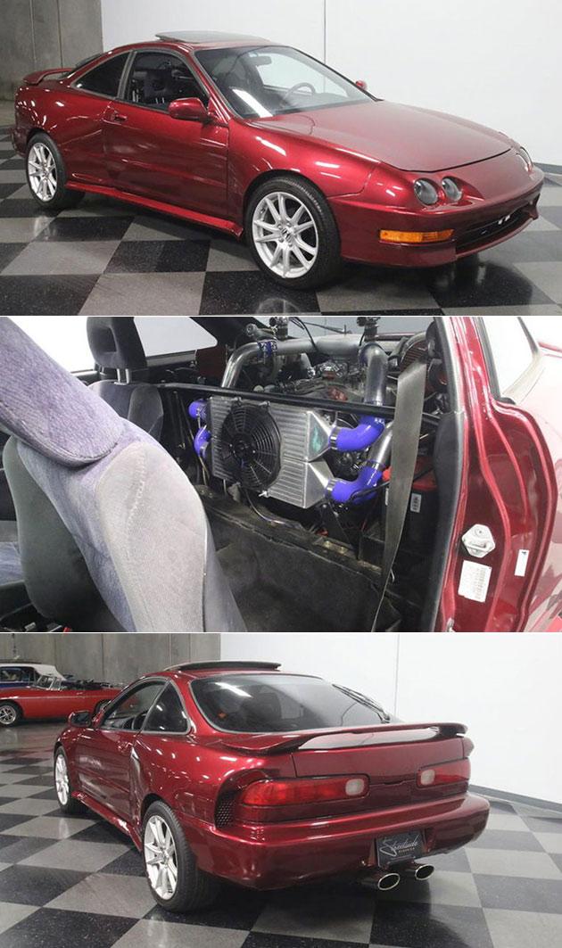 Integra Twin-Turbo V8