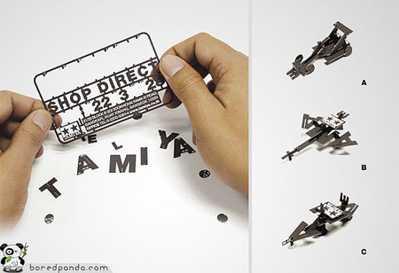 12 awesome interactive business cards techeblog creating a memorable business card design is hard enough coming up with one that serves a dual purpose might just be the key to attracting new clients colourmoves