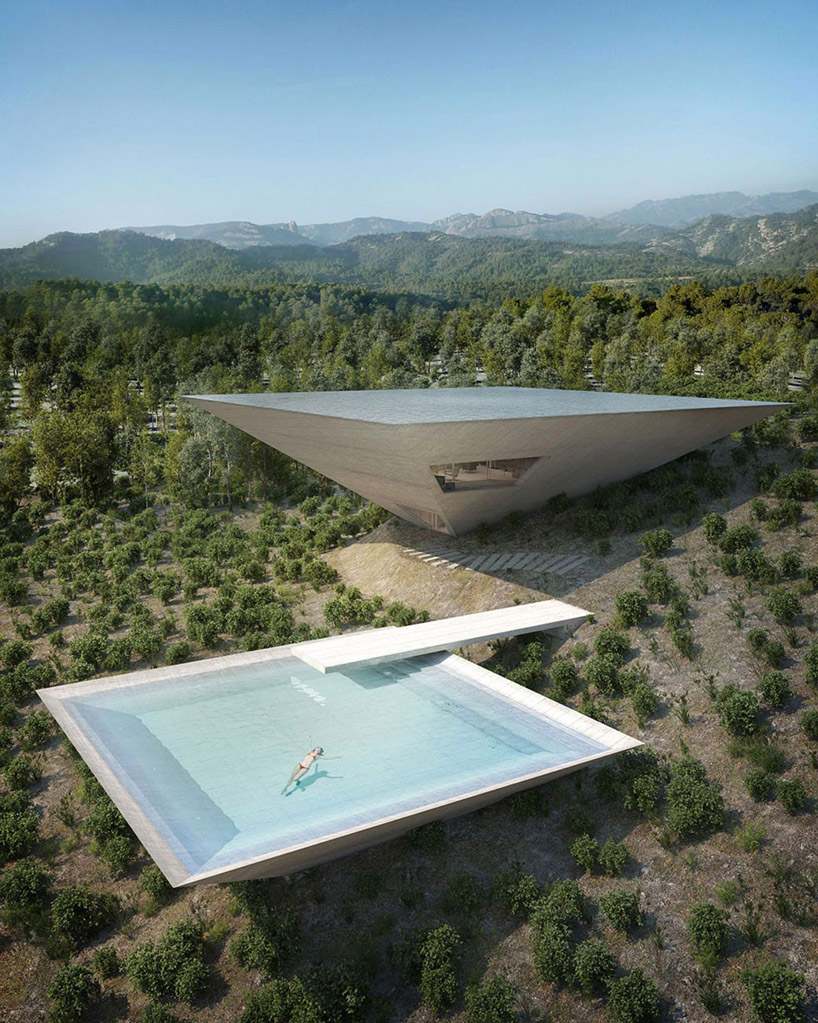 Inverted Pyramid Home