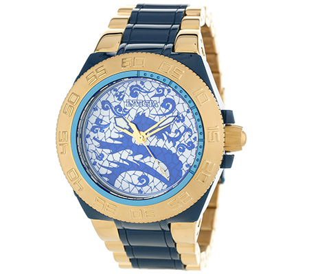 Invicta Blue Dragon