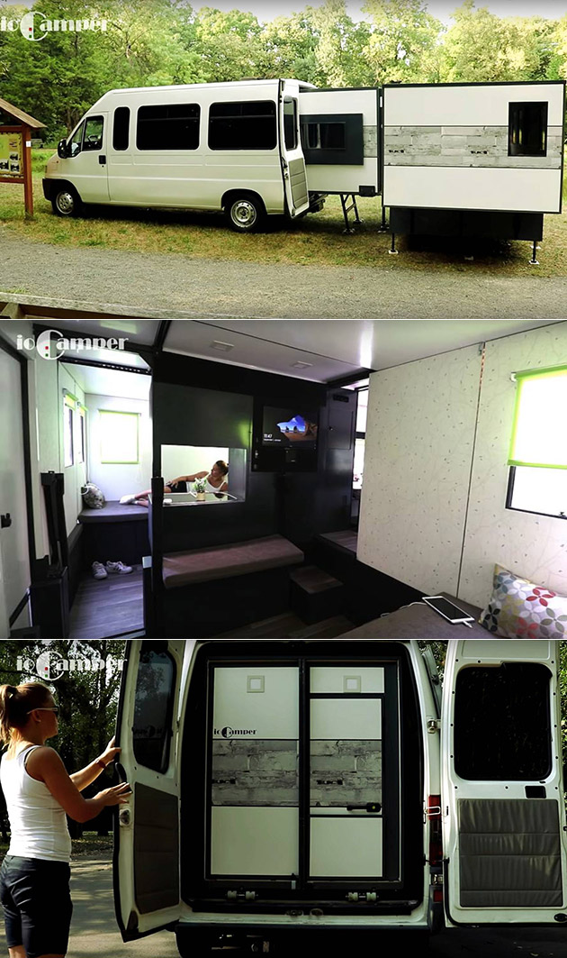 ioCamper Van
