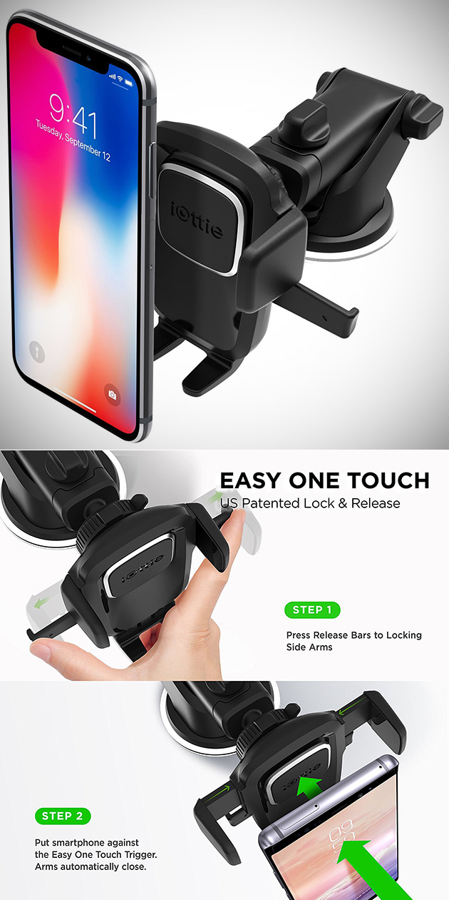iOttie Easy One Touch 4