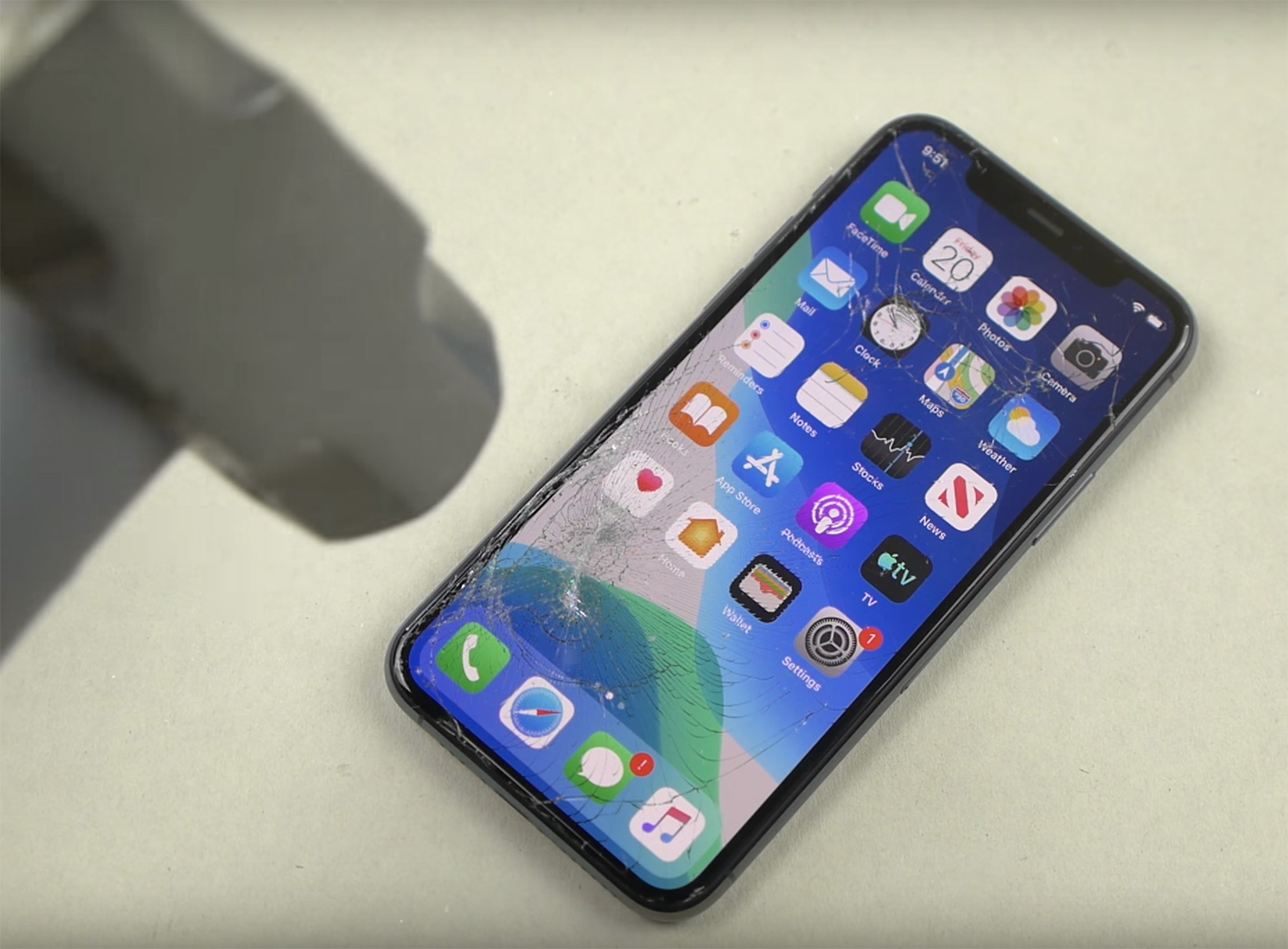 iPhone 11 Pro Durability Test