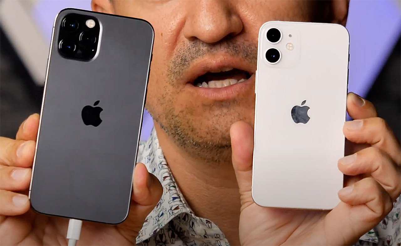 iPhone 12 Mini Hands-On