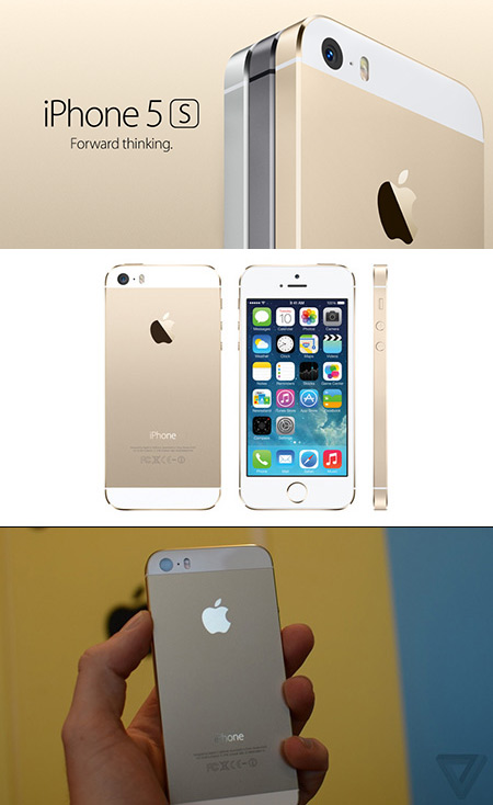 iPhone 5S Revealed, Boasts 64-Bit Processor and Touch ID ...