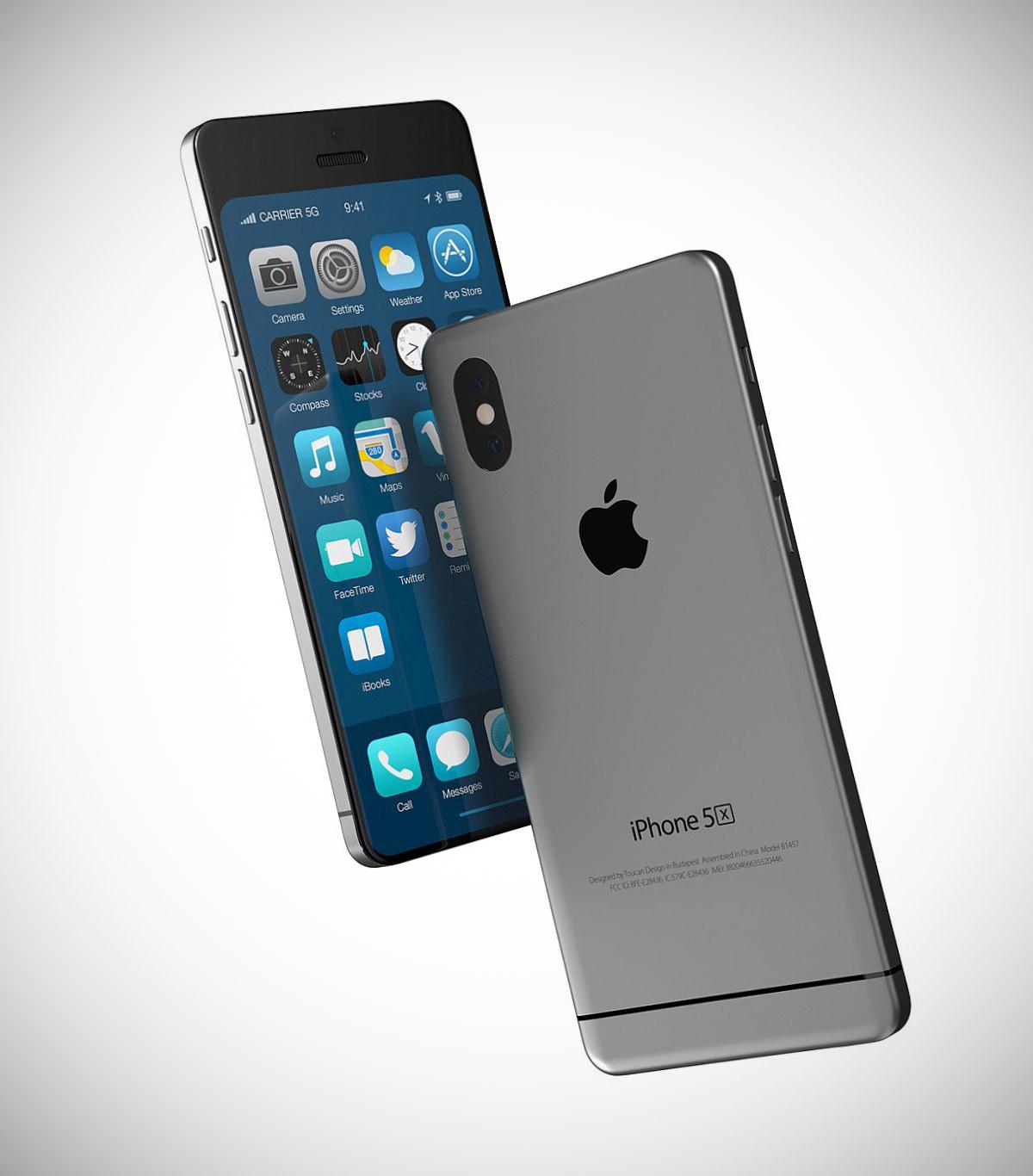 iPhone 5X