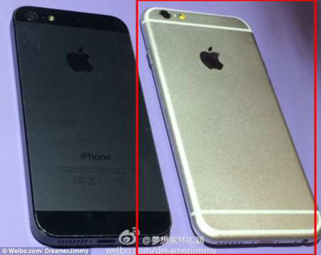 iphone 6 prototype photos leaked show new ultra slim