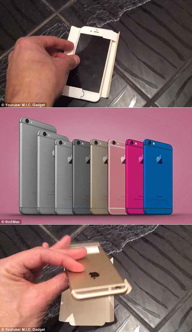 iPhone 6C 7C