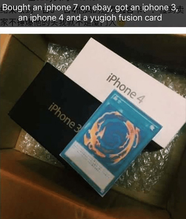 iPhone 7 Funny