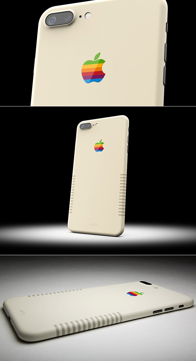 iPhone 7 Retro Edition